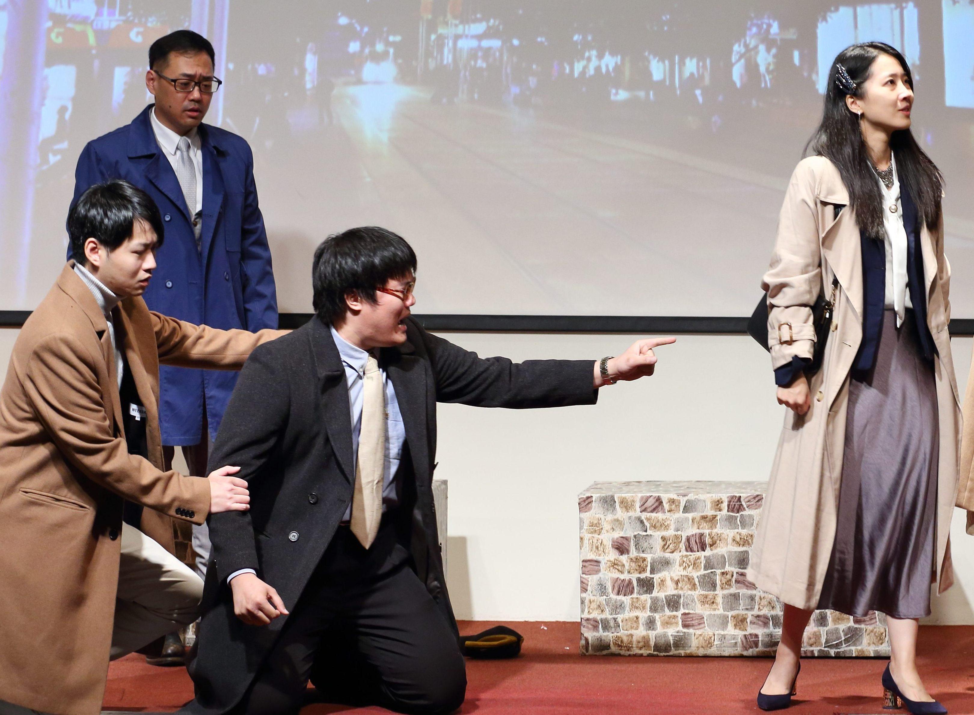 經典舞台劇